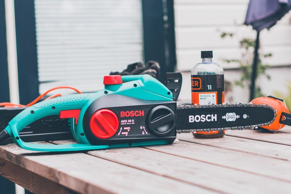 Bosch Kettensäge AKE 30 Erfahrungen