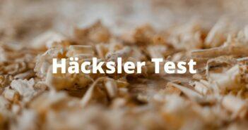 Elektro Häcksler Test und Empfehlungen